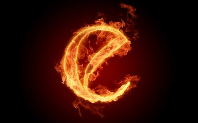 Realistic Fiery Letters and Numbers - Personal Blog of ...