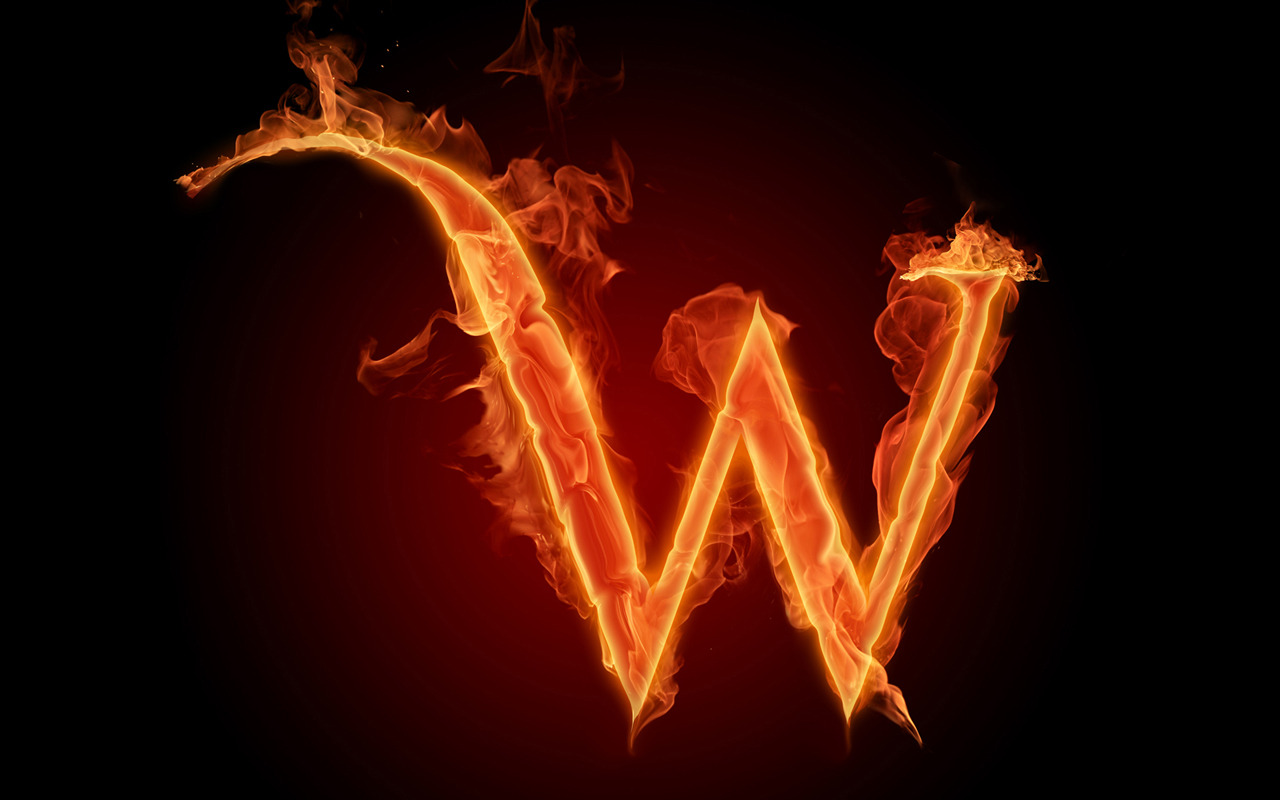 I Letter 3d Wallpapers Realistic Fiery Letters And Numbers Personal Blog Of