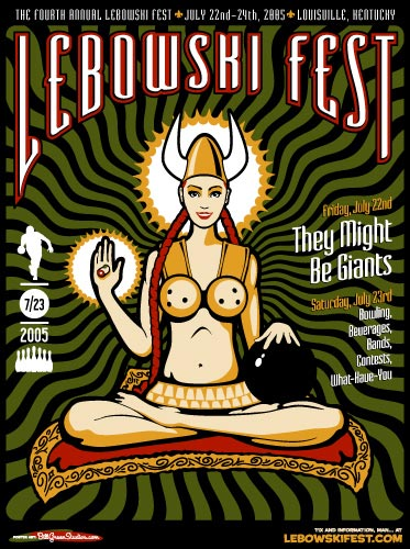 Lebowski Fest in Louisville (4/5)