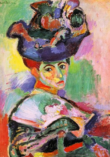 422px-Matisse-Woman-with-a-Hat