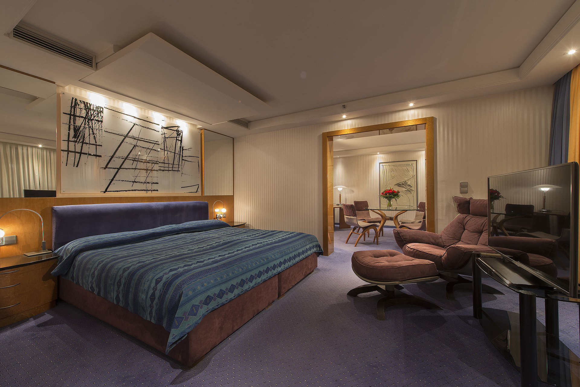 Schlafzimmer Set Bellevue Rooms Berlin | Maritim Proarte Hotel Berlin