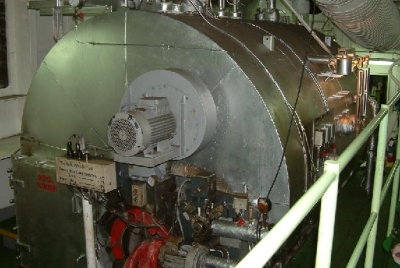 Auxiliary Boiler