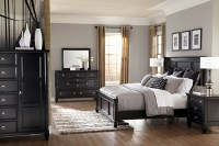 Greensburg Cottage Style 3 Piece Master Bedroom Set ...