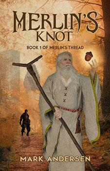 Merlin's Knot available on Amazon