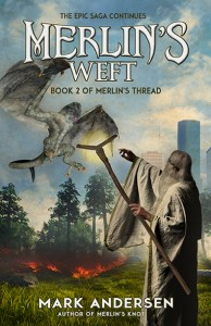 Merlin's Weft available November 18