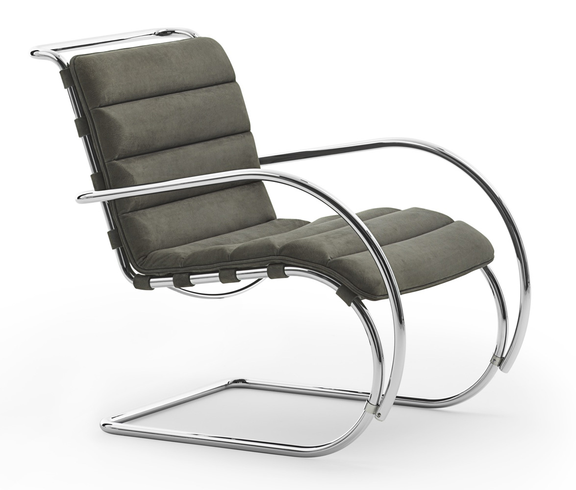 Knoll Mr Sessel Bauhaus Edition Von Ludwig Mies Van Der Rohe I Knoll International Markanto