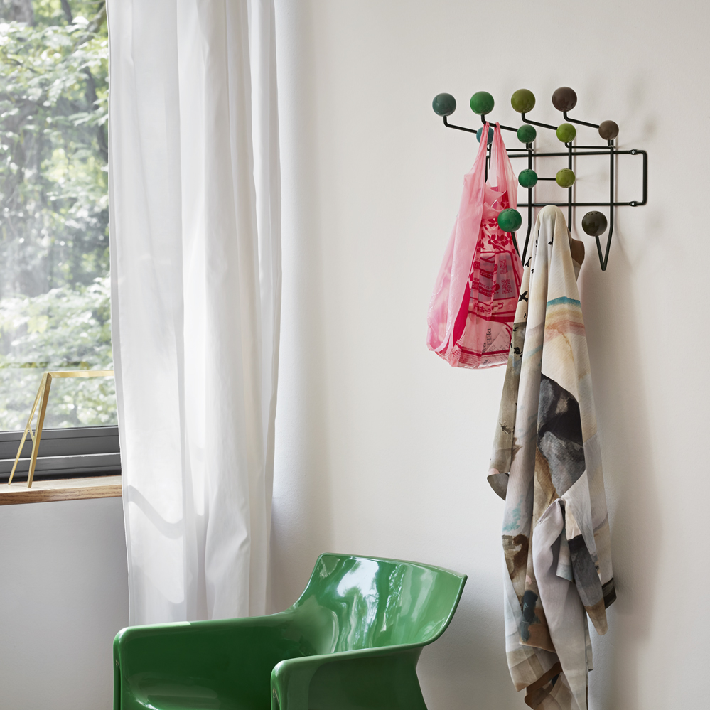 Vitra Garderobe Hang It All Multitone
