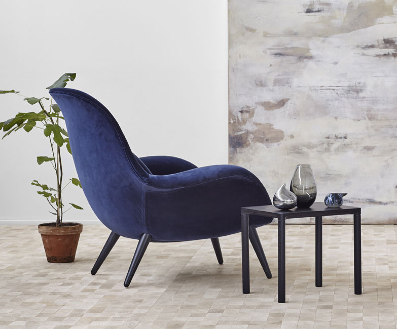 Swedese Sessel Fredericia Swoon Chair Von Space Copenhagen I Mit Harald