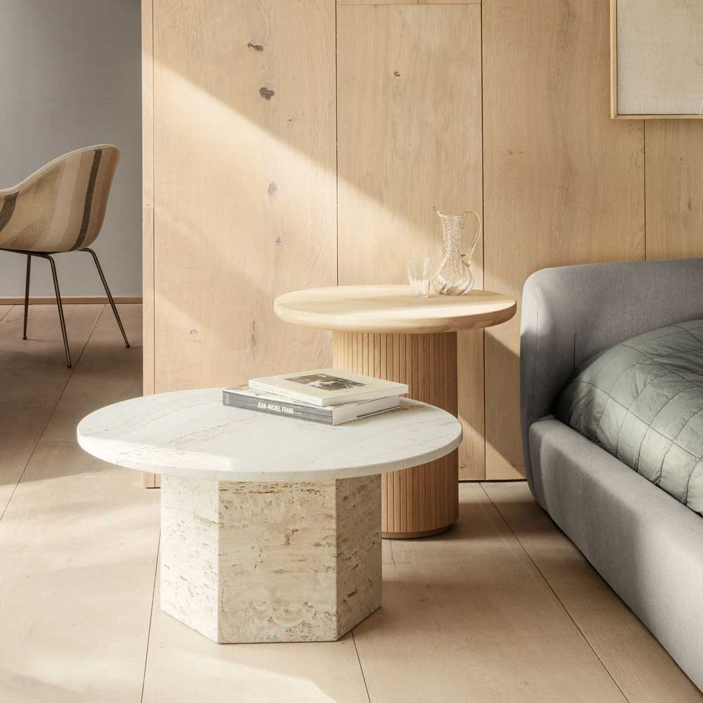 Gubi Epic Coffee Table Von Gamfratesi ø 60 Cm Gubi Markanto