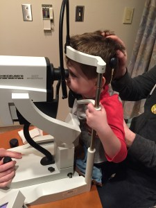 zach eye test