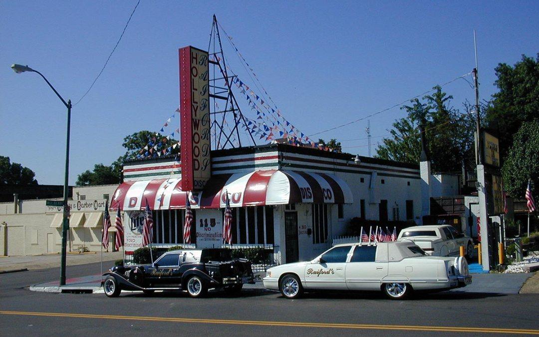 Raiford's Hollywood Disco, Memphis