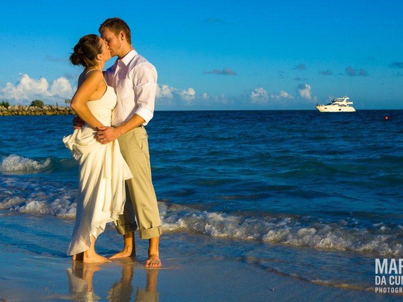 Lucaya Grand Bahama Island Bahamas Wedding