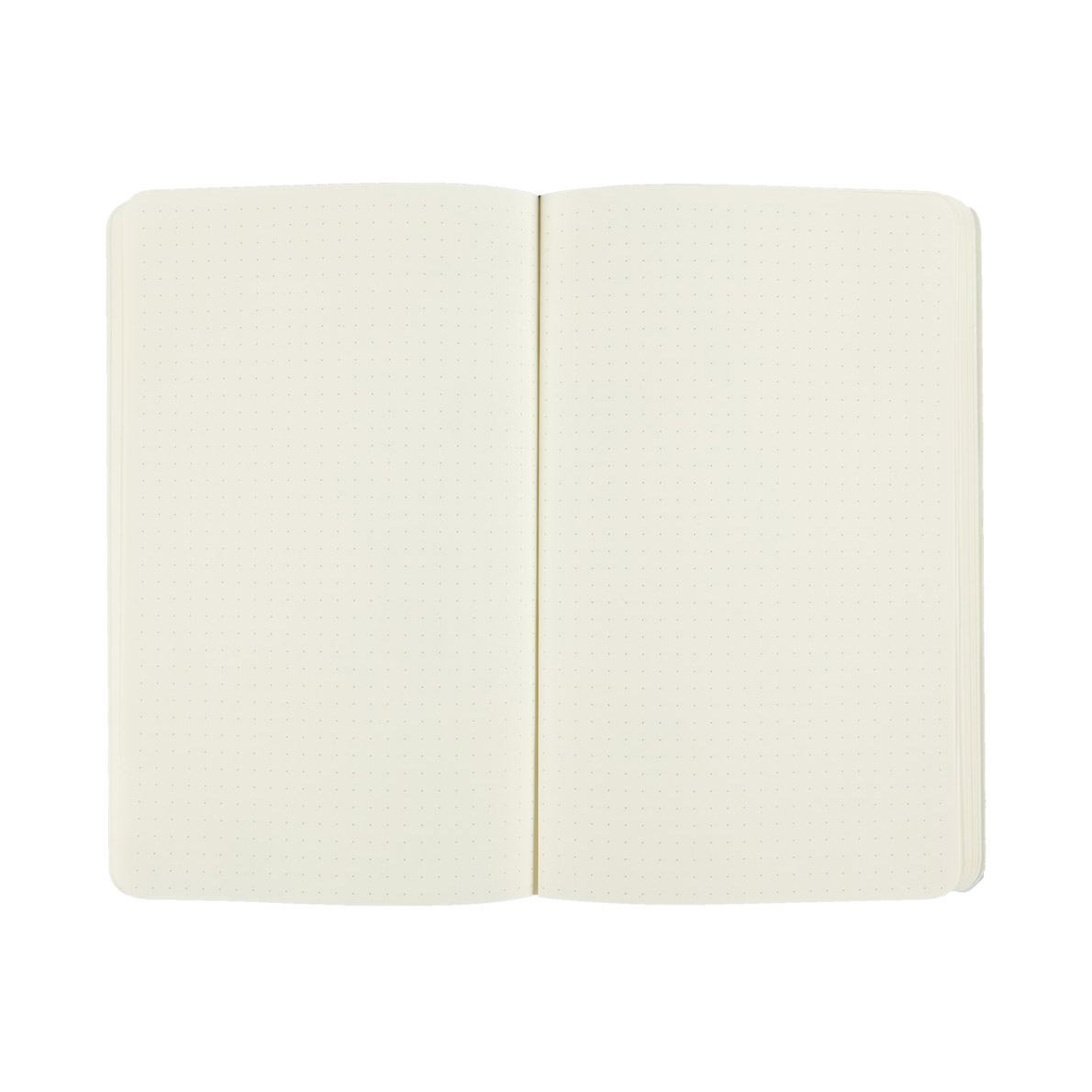 Moleskine A5 Moleskine Classic Large Notebook Soft Cover Dotted