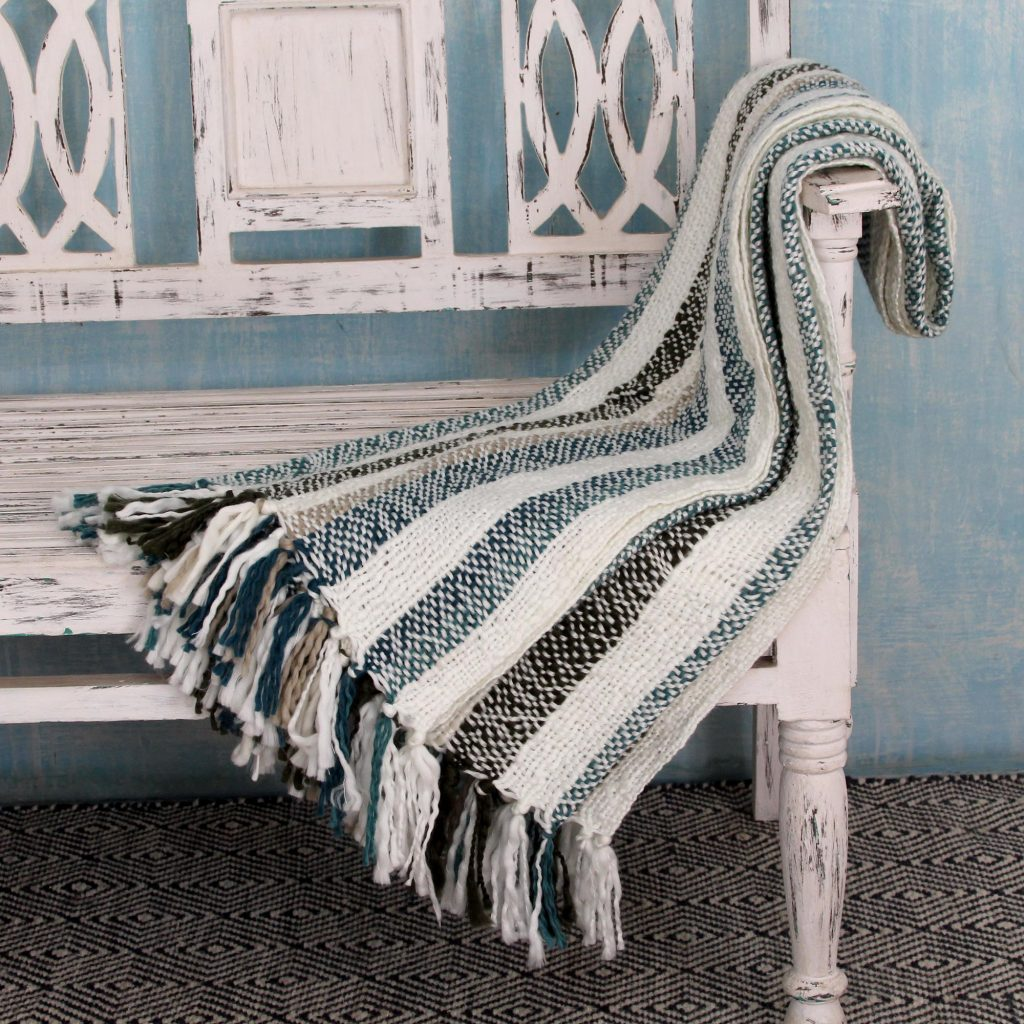 Throw Blankets Adding Warmth And Style With Cozy Throw Blankets And Pillows