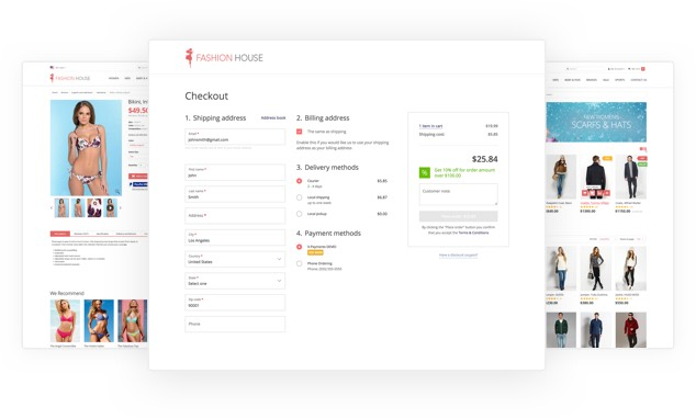 70+ Responsive Ecommerce Templates For High Converting Websites