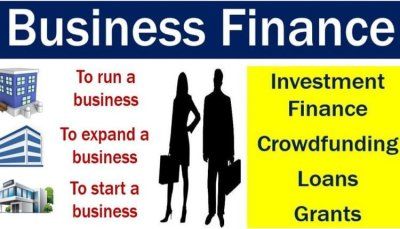 Business finance - definition and meaning - Market Business News
