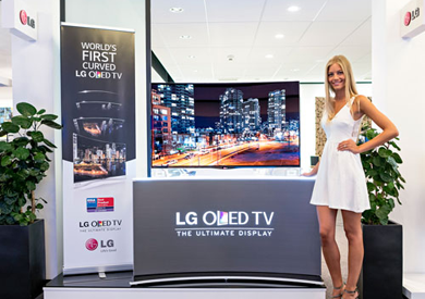LG investing $1.6 billion in a new OLED panel plant