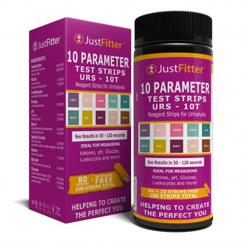 UTI Test Strips from Just Fitter Launches Attractive Discount in