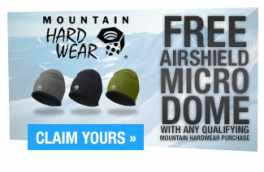 Free Mountain Hardwear Micro Dome »
