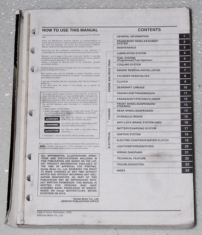 DOC ➤ Diagram Wiring Diagram Honda Vfr 800 Ebook Schematic