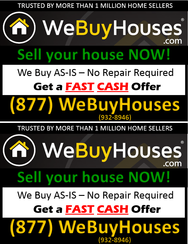 Flyers | We Buy Houses Marketing Portal