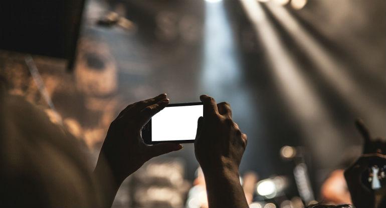 El móvil en el centro de las interacciones