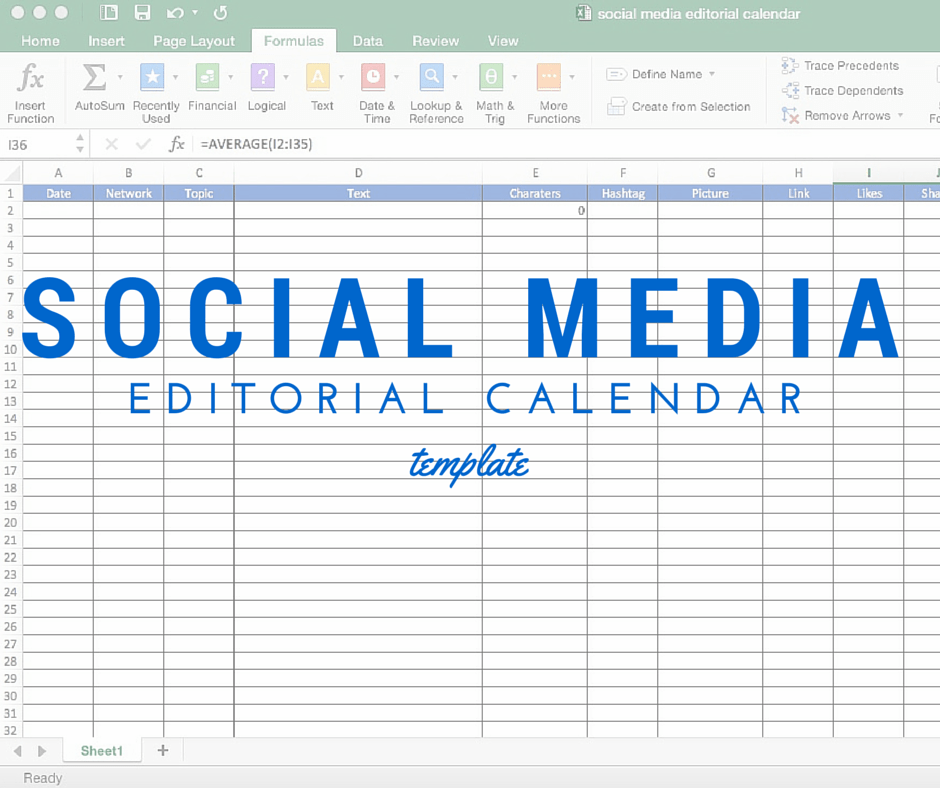 """Make Free Photo Calendar 2018 Create Your Own Photo Search Results For """"social Media Calendar Template 2015"""