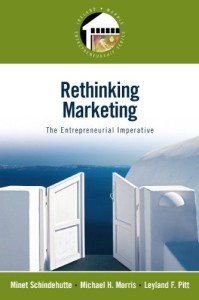 Rethinking Marketing - The Entrepreneurial Imperative