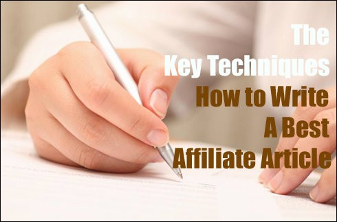 How to write a great article