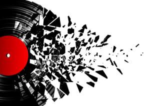 3d Vinyl Records Wallpaper Remix Culture Rethinking What We Call Original Content