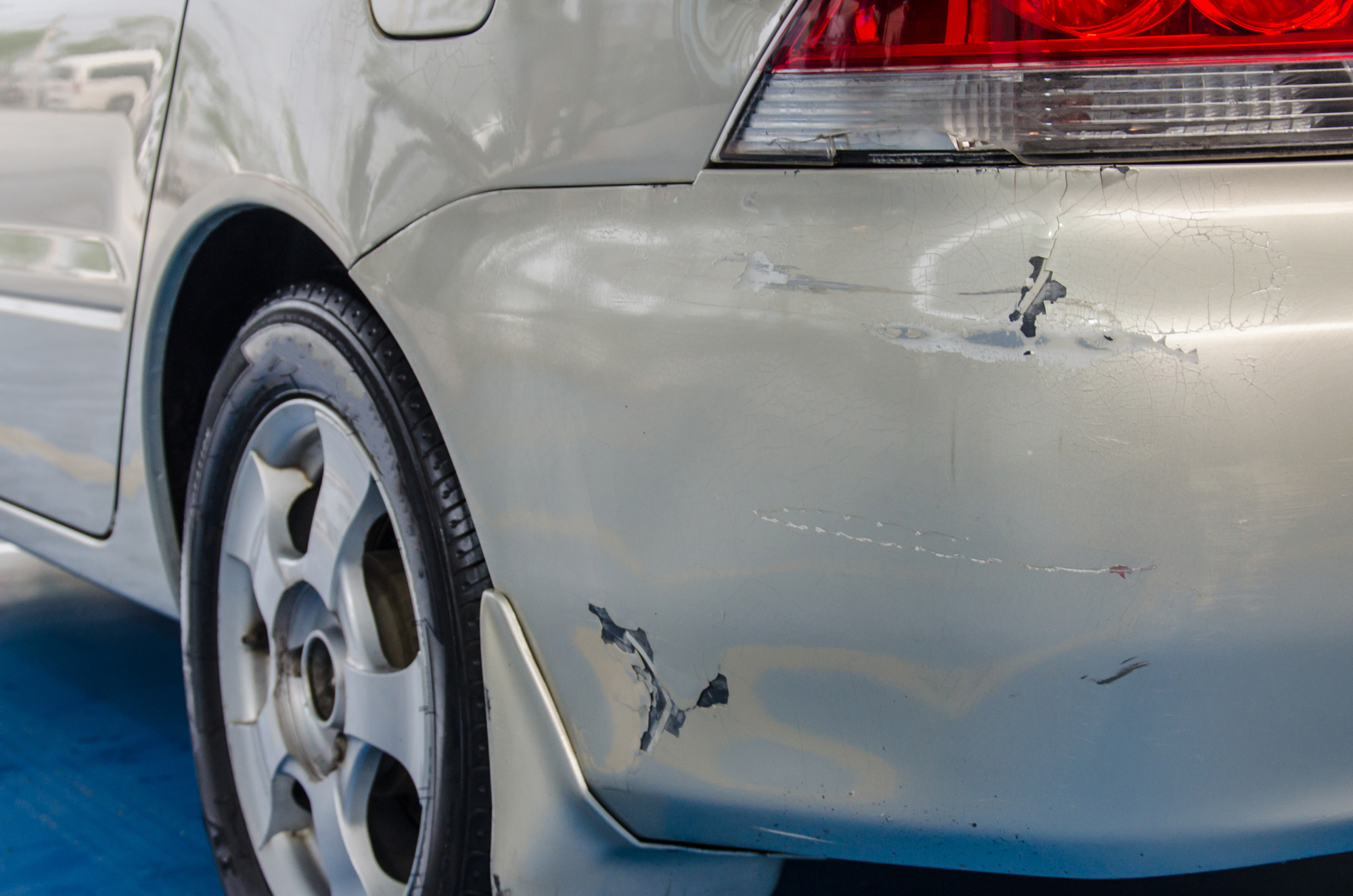 Bumper Repair How To Decide Between Bumper Repair Or Replacement Crone S Auto