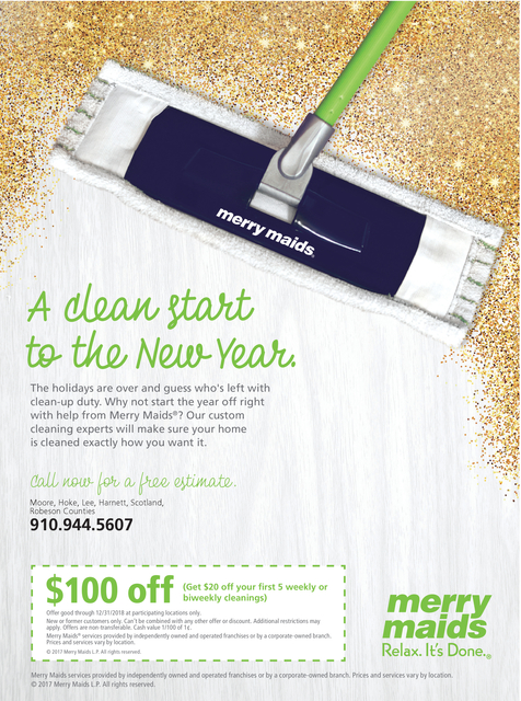 Your Guide to Starting the New Year with a Clean House - Merry Maids