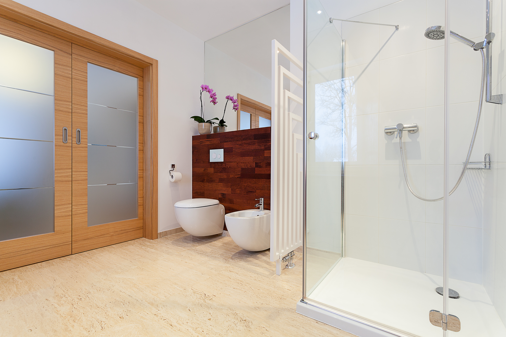 Glass Shower Curtains Top 3 Reasons To Choose Shower Glass Doors Over Curtains Genesee