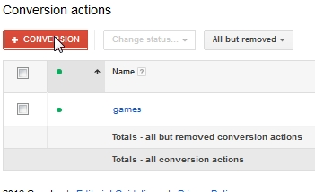 conversions-button