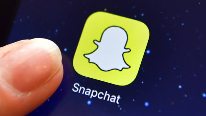 Snapchat adds map to photo service