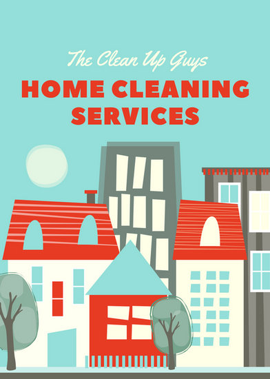 Customize 167+ Cleaning Flyer templates online - Canva