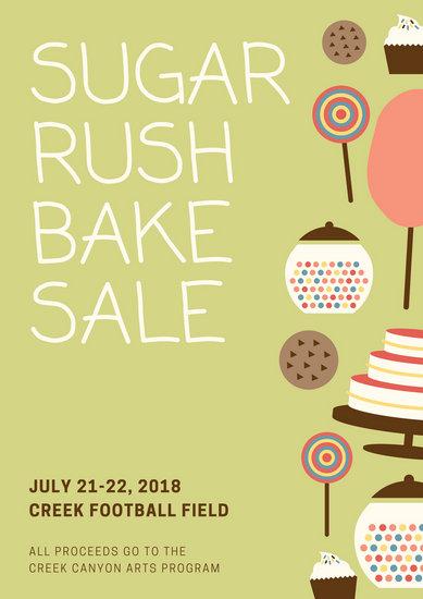 bake sale poster template - Goalgoodwinmetals - bake sale flyer template microsoft