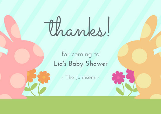 Thank you Card - Templates by Canva