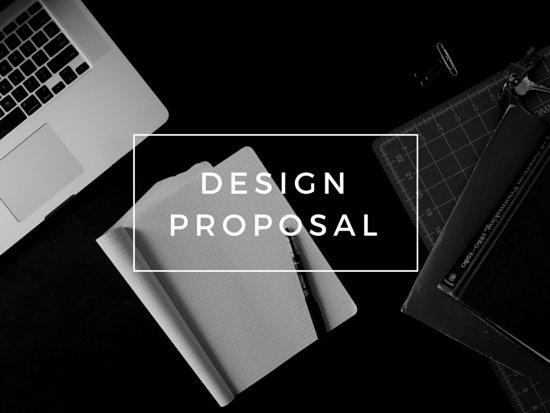 Design Proposal Presentation - Templates by Canva - design proposal