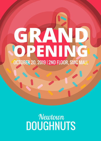 Customize 379+ Grand Opening Flyer templates online - Canva - Grand Opening Flyer