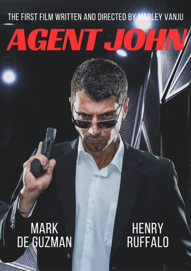 action movie poster template