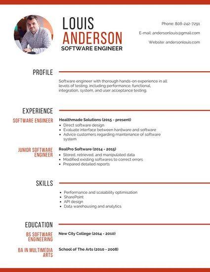 resume pro software