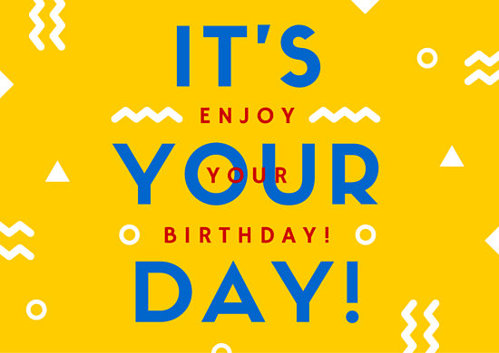 Birthday Card Templates - Canva - birthday card template