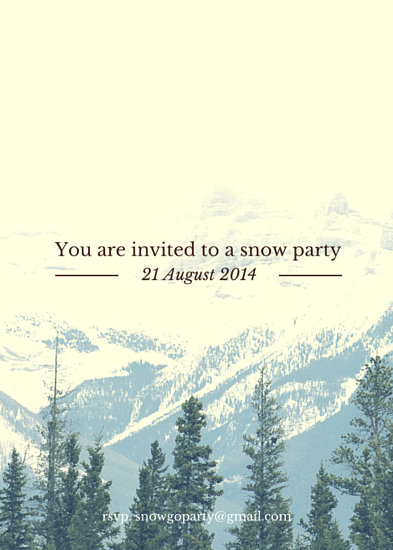 Customize 9,046+ Invitation templates online - Canva