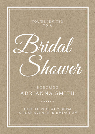 Customize 636+ Bridal Shower Invitation templates online - Canva - bridal shower invitation templates