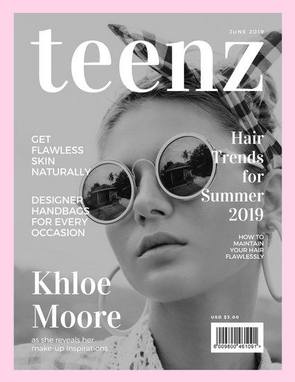 160+ Magazine Covers Banners, Graphics  Templates for Free Download