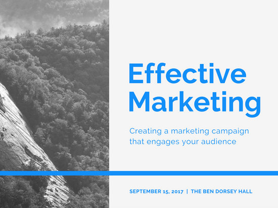 Customize 572+ Marketing Presentation templates online - Canva