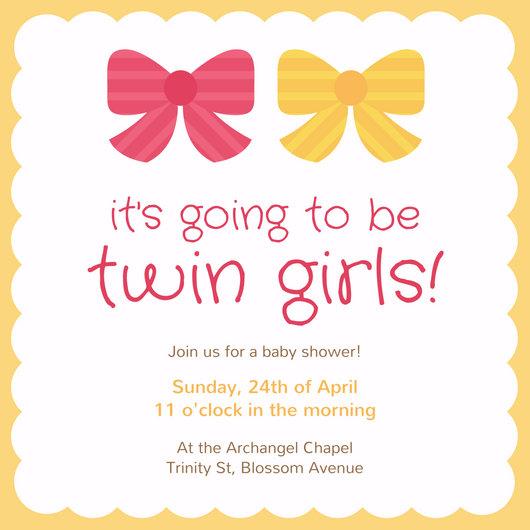 Baby Shower Invitation Templates - Canva - baby shower invitations for word templates