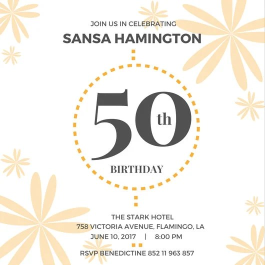 Customize 2,040+ Birthday Invitation templates online - Canva
