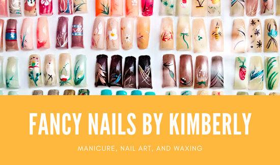 Customize 153+ Nail Art Business Card templates online - Canva